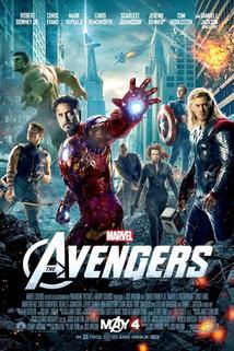 Plakát k filmu: Avengers