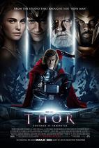 Plakát k filmu: Thor