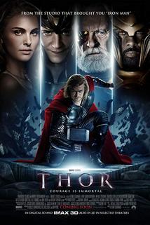 Plakát k filmu: Thor 3D