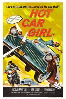 Hot Car Girl
