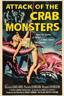 Útok krabích monster