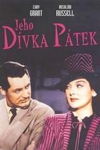 Plakát k filmu: Jeho dívka Pátek