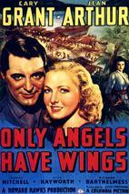 Plakát k filmu: Jen andělé mají křídla