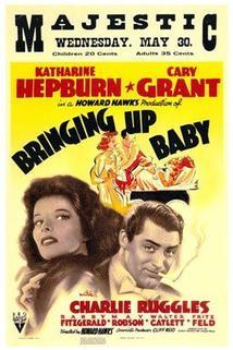 Leopardí žena  - Bringing Up Baby