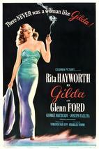 Plakát k filmu: Gilda