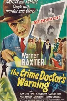 Crime Doctor's Warning  - Crime Doctor's Warning