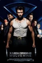 Plakát k filmu: X-Men Origins: Wolverine