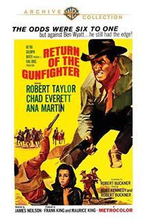 Return of the Gunfighter  - Return of the Gunfighter