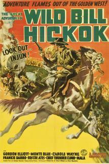 Dobrodružství divokého Billa Hickoka