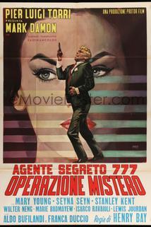 Agente segreto 777 - Operazione Mistero  - Agente segreto 777 - Operazione Mistero