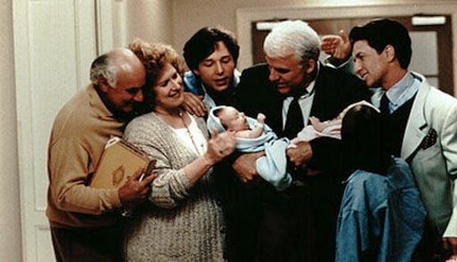 Hlava rodiny 2 - Tatínek nebo dědeček?