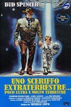 Plakát k filmu: Šerif a mimozemšťan