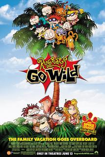 Lumpíci v divočine  - Rugrats Go Wild