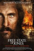 Plakát k filmu: The Free State of Jones