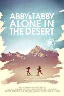 Abby and Tabby Alone in the Desert