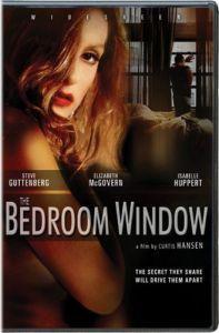 Okno z ložnice