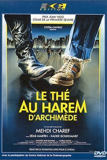 Thé au harem d'Archimède, Le  - Thé au harem d'Archimède, Le