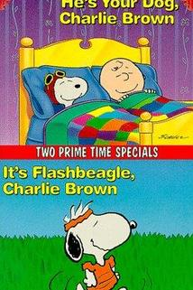 It's Flashbeagle, Charlie Brown