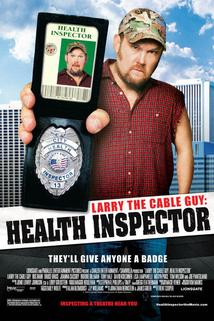 Larry - inspektor hygienické stanice  - Larry the Cable Guy: Health Inspector