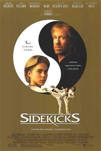 Mistr kickboxu  - Sidekicks