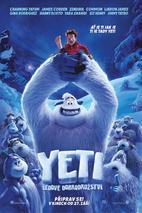 Plakát k filmu: Yeti: Ledové dobrodružství