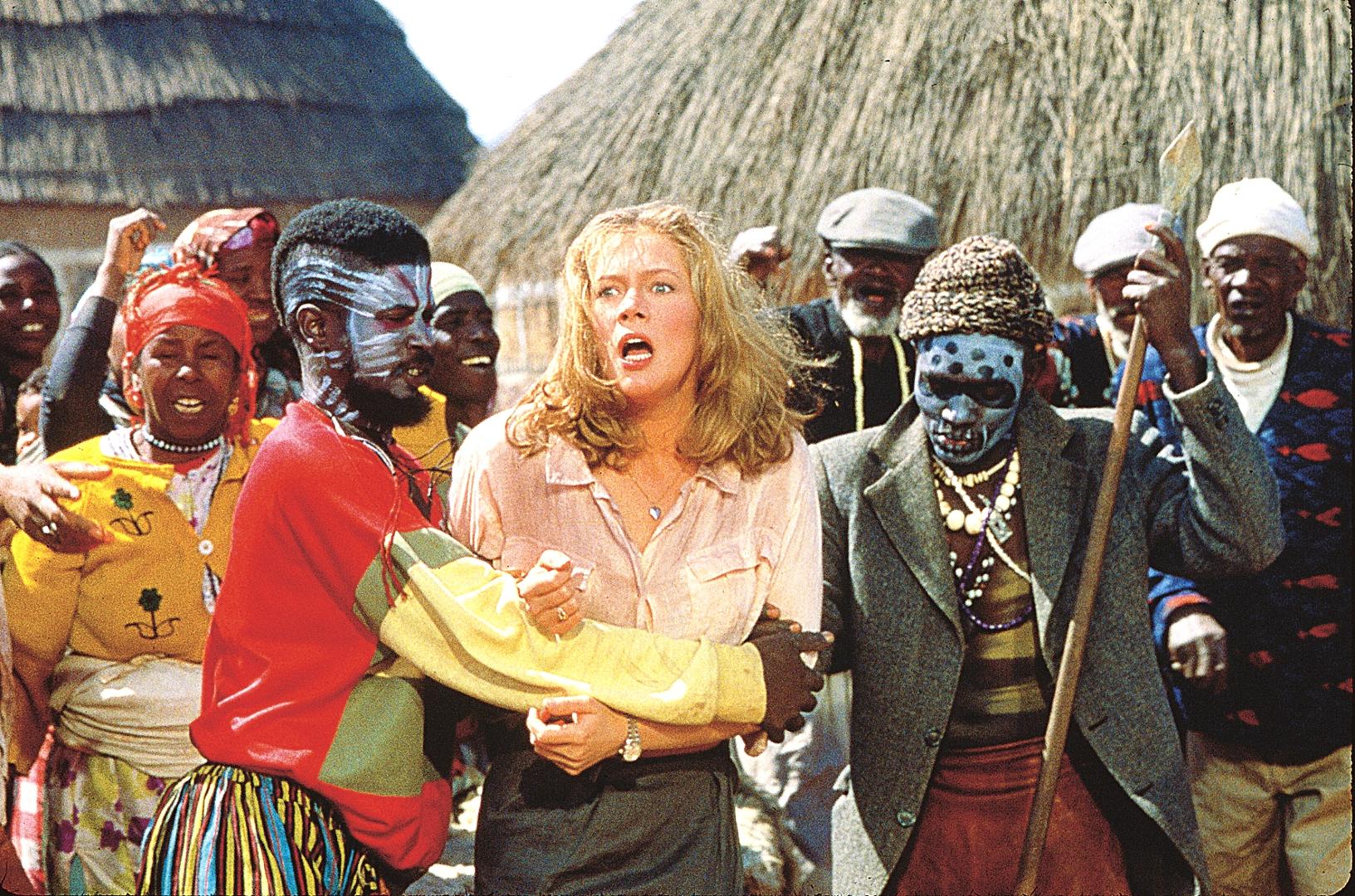 Honba za klenotem Nilu