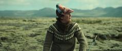 Žena na válečné stezce