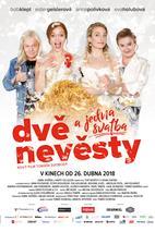 Plakát k filmu: Dvě nevěsty a jedna svatba