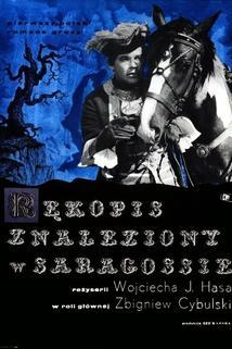 Plakát k filmu: Rukopis nalezený v Zaragoze