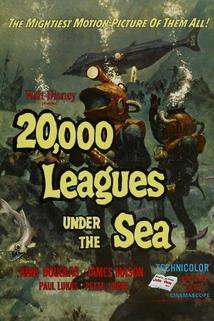 20 000 mil pod mořem