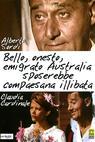Hezký, charakterní Ital v Austrálii hledá krajanku za účelem sňatku