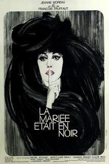 Nevěsta byla v černém  - Mariée était en noir, La