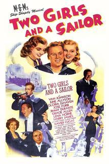 Dvě děvčátka a námořník