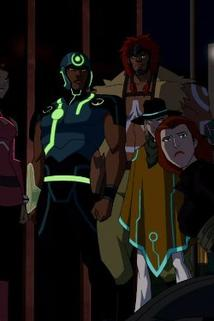 Young Justice - Disordered  - Disordered