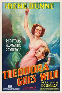 Divoká Theodora  - Theodora Goes Wild