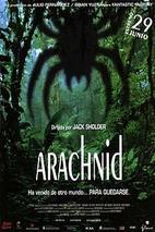 Plakát k filmu: Arachnid