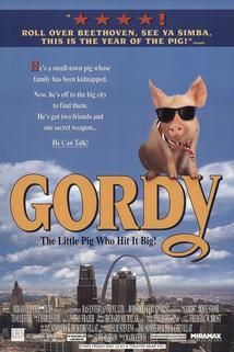 Veselé prasátko Gordy