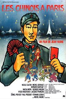 Číňané v Paříži