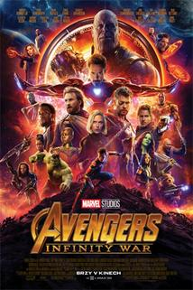 Plakát k filmu: Avengers: Infinity War