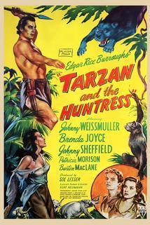 Tarzan and the Huntress  - Tarzan and the Huntress
