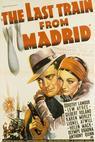 Poslední vlak od Madridu (1937)