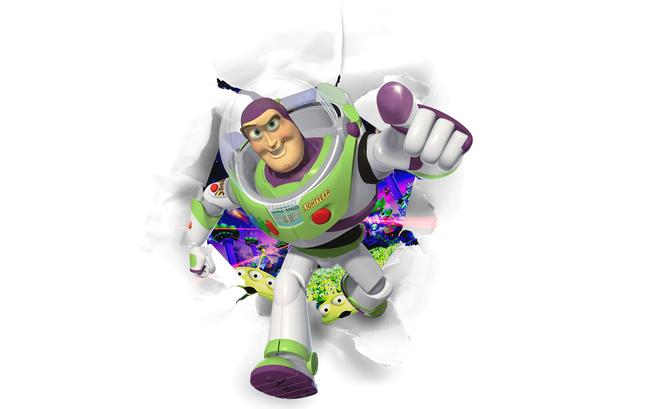 Toy Story 2: Příběh hraček