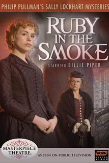 Záhady Sally Lockhartové - Rubín v kouři