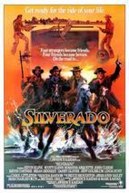 Plakát k filmu: Silverado