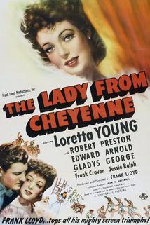 The Lady from Cheyenne  - The Lady from Cheyenne