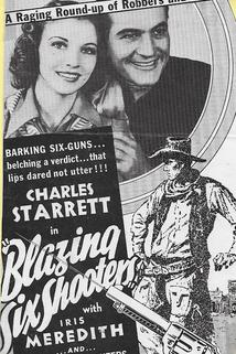 Blazing Six Shooters