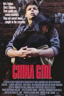Čínská dívka