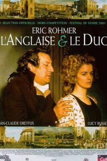 Angličanka a vévoda