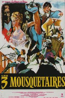 Tři mušketýři: Královniny přívěsky  - Trois mousquetaires: Les ferrets de la reine, Les