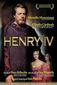 Plakát k filmu: Jindřich IV.